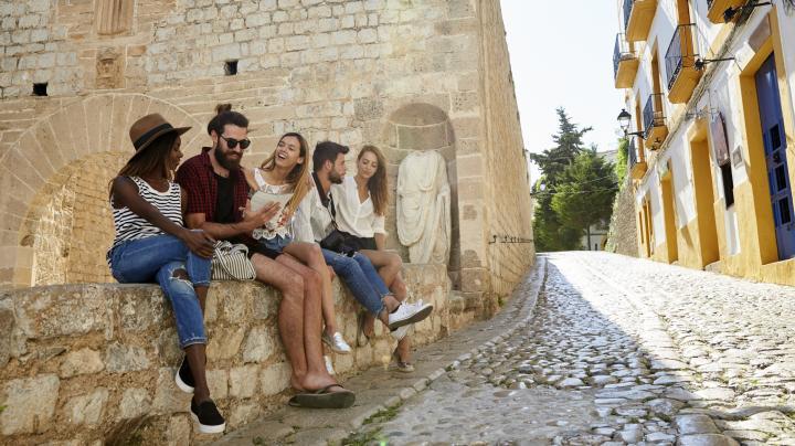 Culturele routes door Spanje