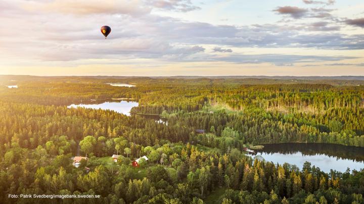 Zweden - actieve vakanties in de natuur